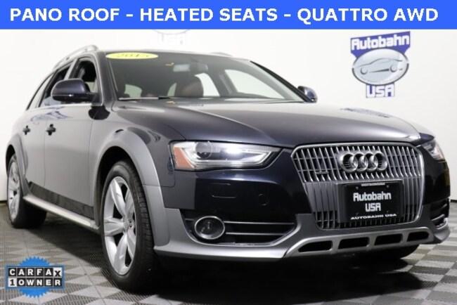 2015 Audi Allroad 2.0T Premium Wagon Westborough, MA