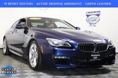 2016 BMW 6 Series 640i Xdrive Coupe