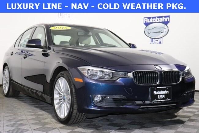 2015 BMW 3 Series 328i Xdrive Sedan Westborough, MA