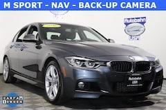 2016 BMW 3 Series 328i Xdrive Sedan