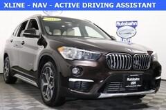 Used 2018 BMW X1 Xdrive28i SUV near Boston
