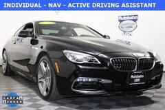 2016 BMW 6 Series 650i Xdrive Coupe