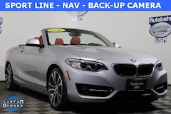 2016 BMW 2 Series 228i Xdrive Convertible