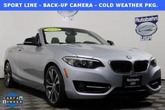 2015 BMW 2 Series 228i Xdrive Convertible
