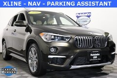 Used 2016 BMW X1 Xdrive28i SUV near Boston