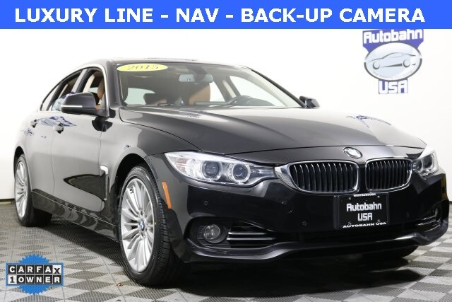 2015 BMW 4 Series 435i Xdrive Gran Coupe Hatchback