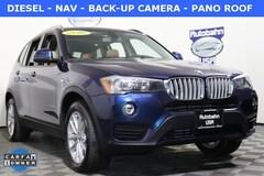Used 2016 BMW X3 Xdrive28d SUV near Boston