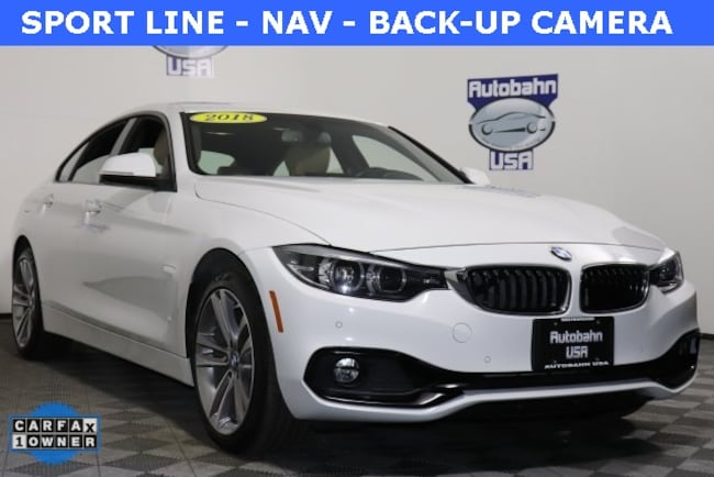 2018 BMW 4 Series 430i Xdrive Gran Coupe Hatchback Westborough, MA