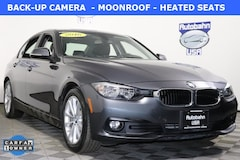 Used 2016 BMW 3 Series 320i Xdrive Sedan in Boston, MA