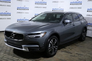 2018 Volvo V90 Cross Country T5 Wagon YV4102NK7J1028154
