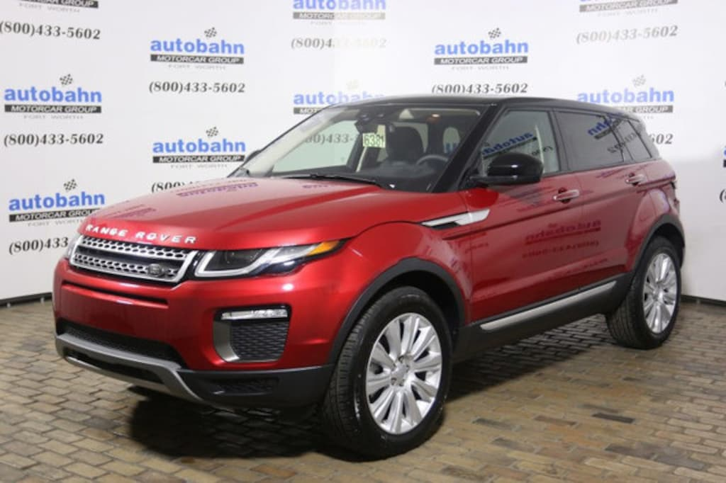 Land Rover Fort Worth >> Used 2017 Land Rover Range Rover Evoque For Sale Fort Worth Txsalvr2bg4hh223357l17584