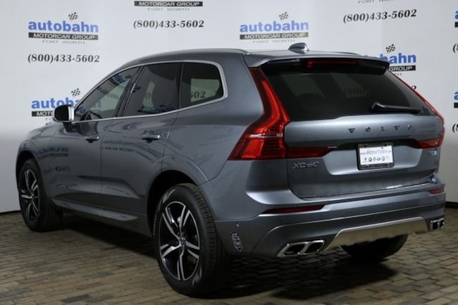 New 2019 Volvo XC60   Fort Worth TX LYV102DM6KB22485919324 For Sale