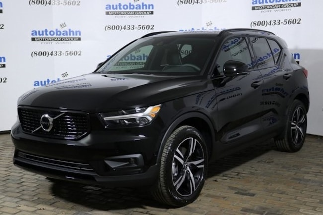 New 2019 Volvo Xc40 Fort Worth Tx Yv4162um3k210149819442 For Sale