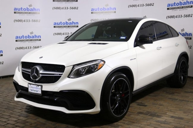 Used 2017 Mercedes Benz Gle For Sale Fort Worth