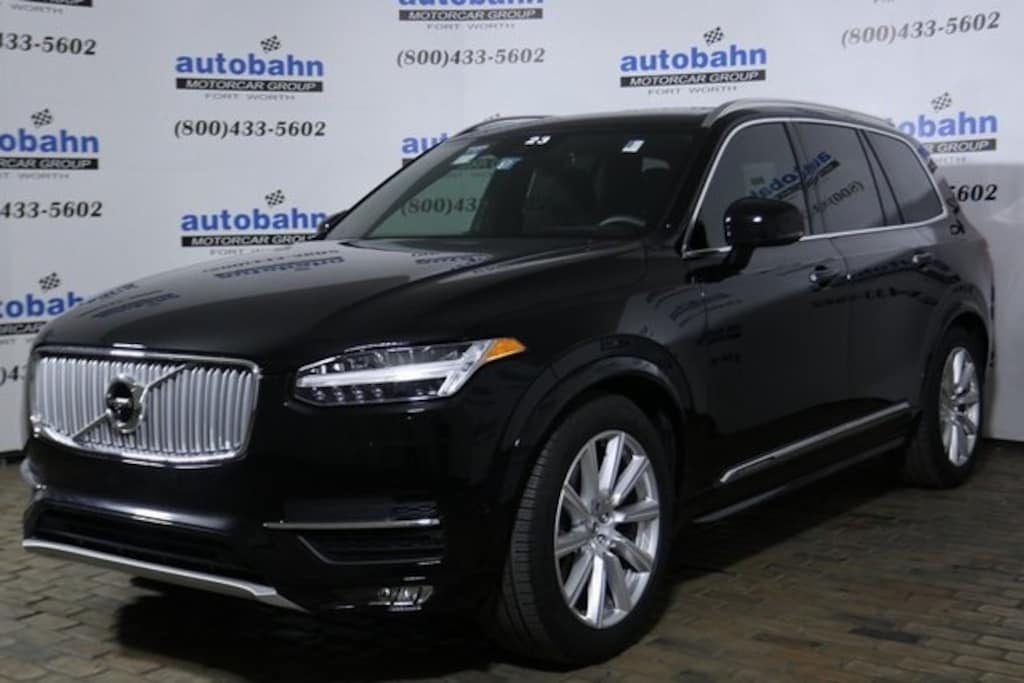 Used 2019 Volvo XC90 For Sale | Fort Worth TXYV4A22PL2K142170719071