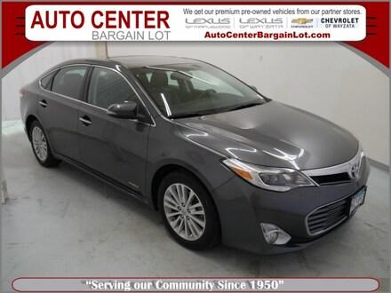 2013 Toyota Avalon Hybrid Sedan