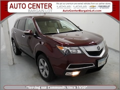 2012 Acura MDX 3.7L Technology Package SUV