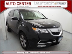 2011 Acura MDX 3.7L Technology Package SUV