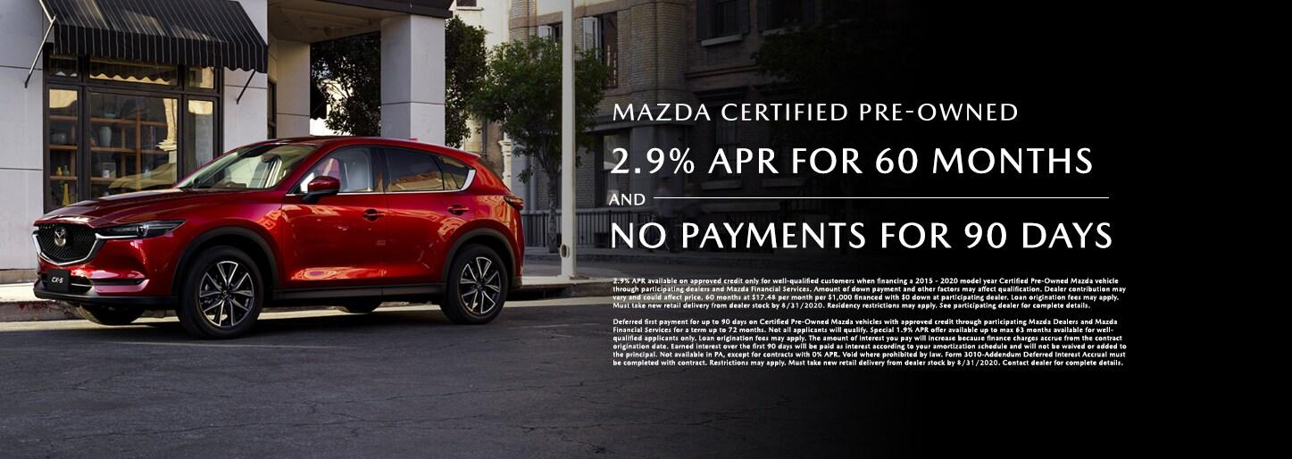 The Autobarn Mazda of Evanston | Mazda Dealer in Evanston