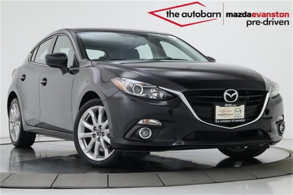 2016 Mazda Mazda3 s Touring Hatchback