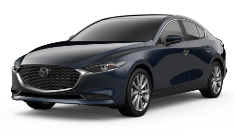 New 2020 Mazda3 Select | Autobarn Mazda of Evanston