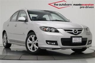 2007 Mazda Mazda3 s Grand Touring Sedan