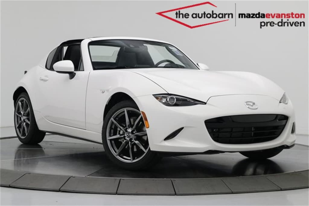 2017 Mazda Mazda MX-5 Miata RF Grand Touring Coupe