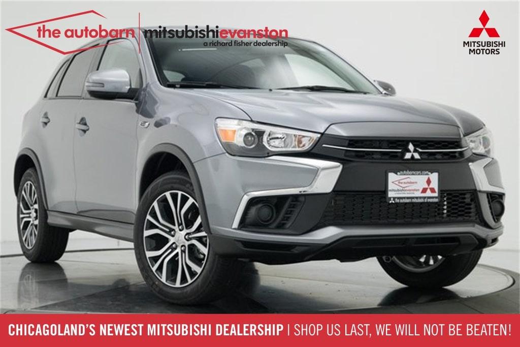 2018 Mitsubishi Outlander Sport ES CUV