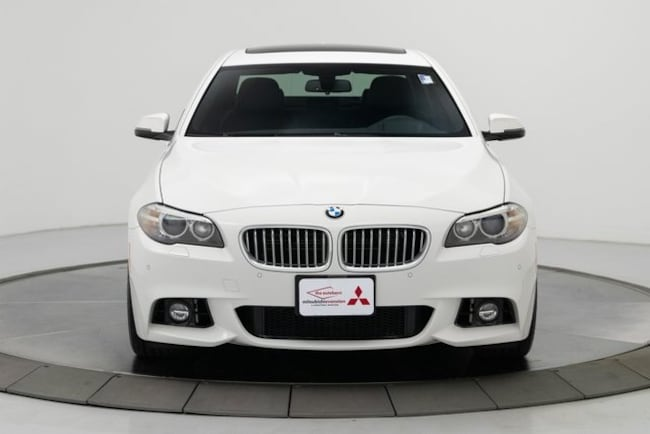 used 2016 bmw 550i for sale evanston il