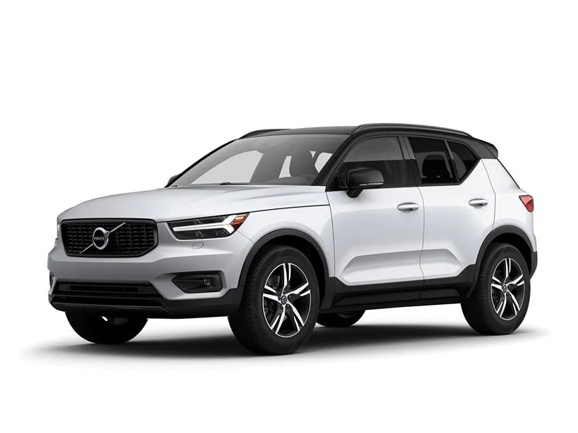 New Volvo XC40 R-Design | The Autobarn Volvo Cars Oak Park