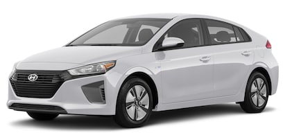 Ioniq at Guelph Hyundai