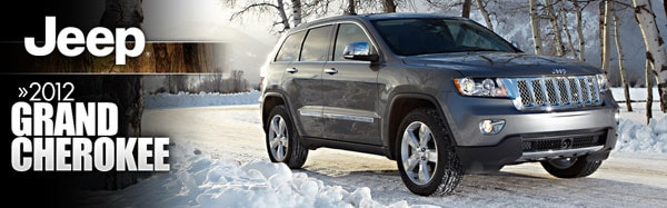 2012 Jeep Grand Cherokee at Crosstown Chrysler Jeep Dodge