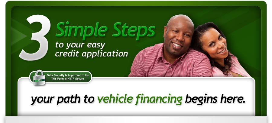 Your Path to Vehicle Financing Begins at Newmarket Nissan