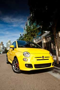 FIAT 500 at Capital Dodge Chrysler Jeep Ram