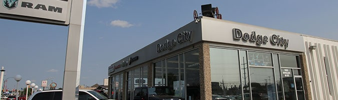 Dodge City Motors