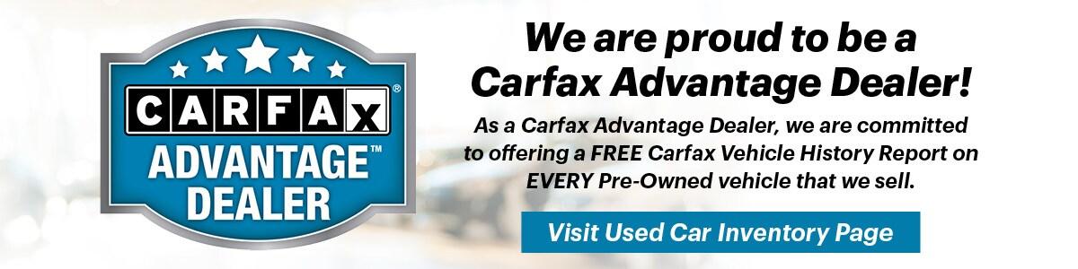 Carfax Advantage Calgary Hyundai