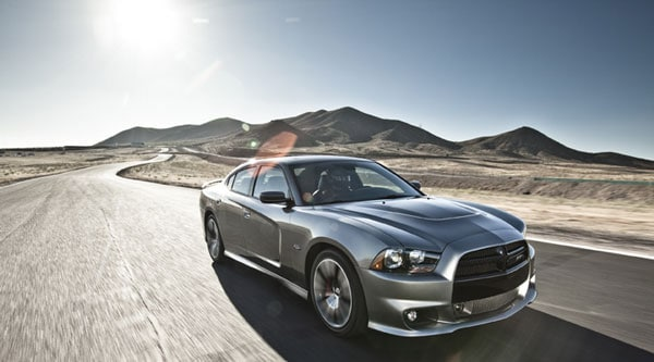 2012 Dodge Charger SRT8 in EDMONTON