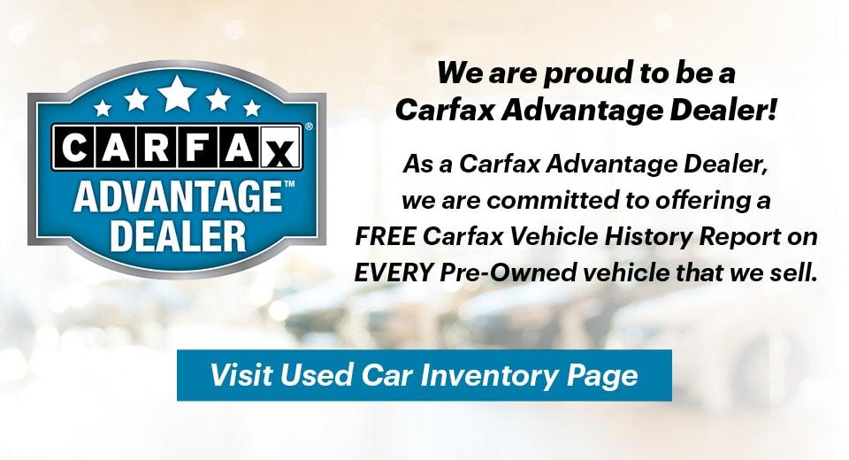 Carfax Advantage Cambridge Hyundai