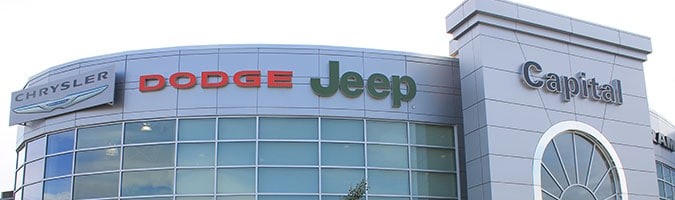 Capital Dodge Chryler Jeep RAM