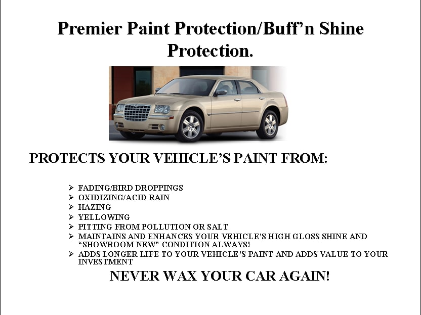 Vehicle Paint