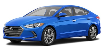 Elantra at Crowfoot Hyundai