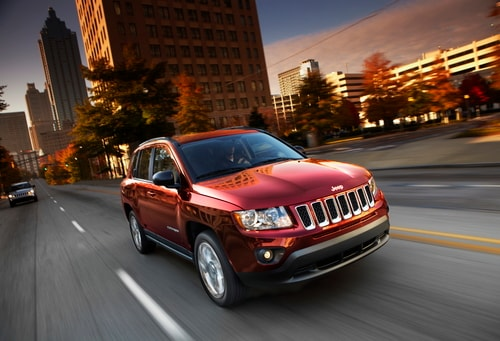 2011 Jeep Compass at Moncton Chrysler Jeep Dodge