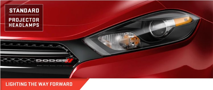 Dodge Dart Headlamp