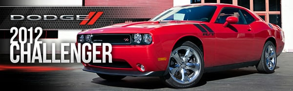 2012 Dodge Challenger in EDMONTON