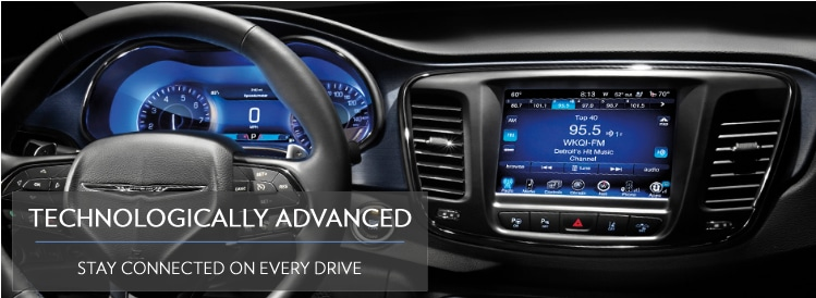 Chrysler 200 Technology