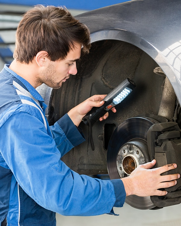 Your Brake Pad Answers from Service Techs at Courtesy