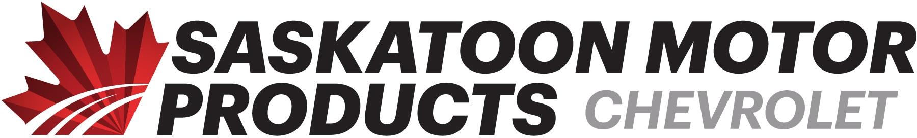 Saskatoon Motor Products logo