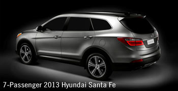 2013 Santa Fe available in CAMBRIDGE