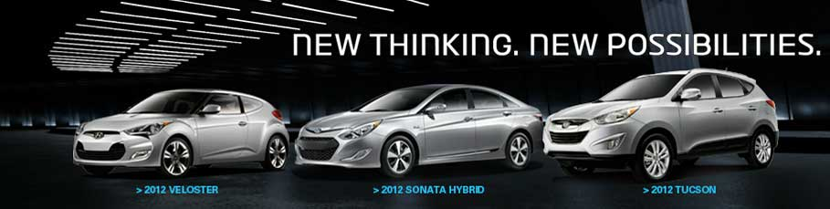 New Thinking. New Possibilities. Hyundai