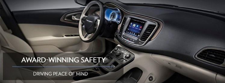 Chrysler 200 Safety